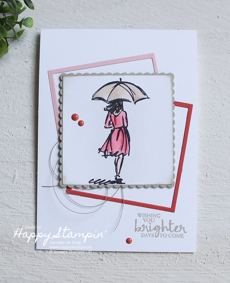 Stampin' Up! - Happy Stampin' - Janneke de Jong - Beautiful You