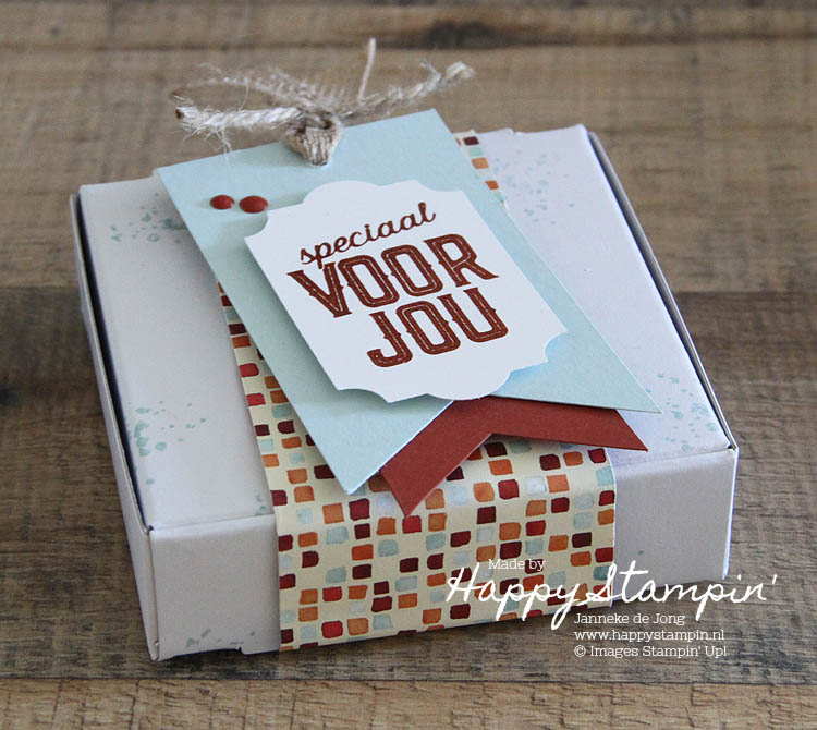 Stampin' Up! - Happy Stampin' - Janneke de Jong - Decemberzegels