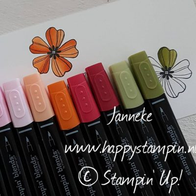 Stampin' Up! – Stampin' Blends