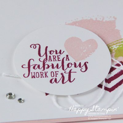 Stampin' Up! – World Card Making Day Blog Hop 2017