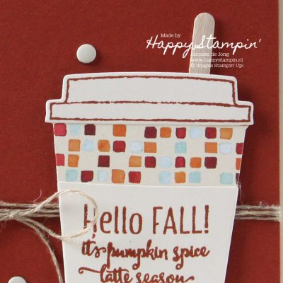 Stampin' Up! – Hello Fall