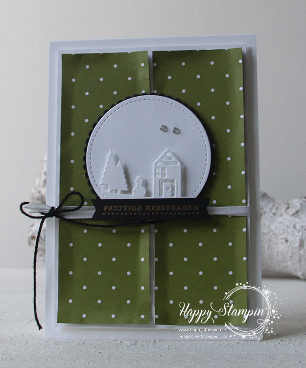Stampin' Up! - Happy Stampin' - Janneke de Jong - Hometown Greetings Edgelits