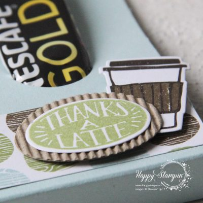 Stampin' Up! – Thanks a Latte