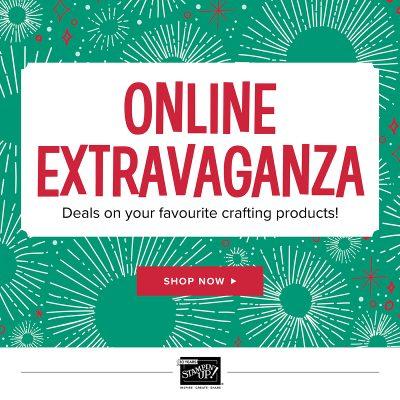 Stampin' Up! – Online Extravaganaza