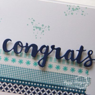 Stampin' Up! – Congrats Cas on Friday