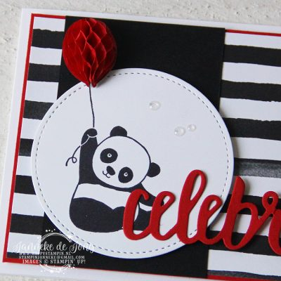 Stampin' Up! – Celebrate – GDP118