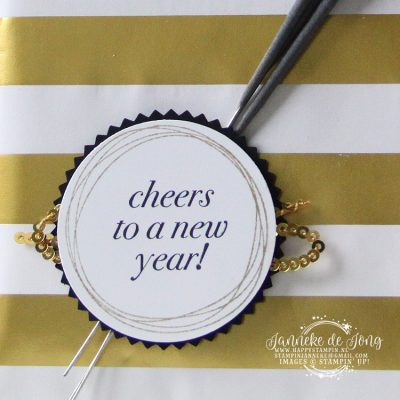 Stampin' Up! – Cheers to a New Year