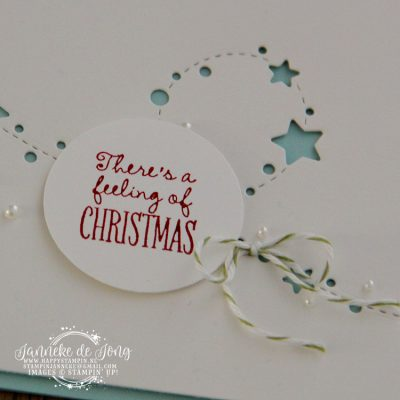 Stampin' Up! – There's a feeling of Christmas