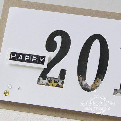 Stampin' Up! – Happy 2018 GDP119