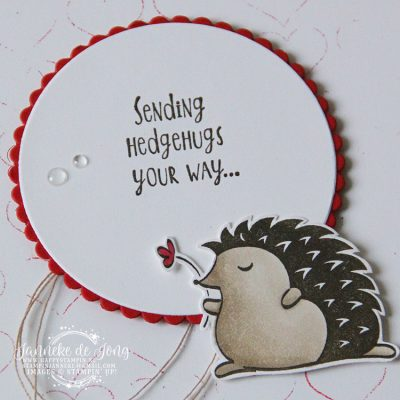Stampin' Up! – Sending hedgehugs your way