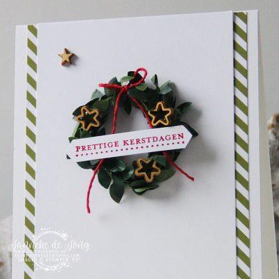 Stampin' Up! – Prettige Kerstdagen