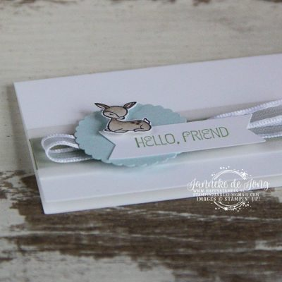 Stampin' Up! – Hello, Friend