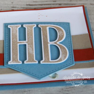 Stampin' Up! – HB – #GDP122