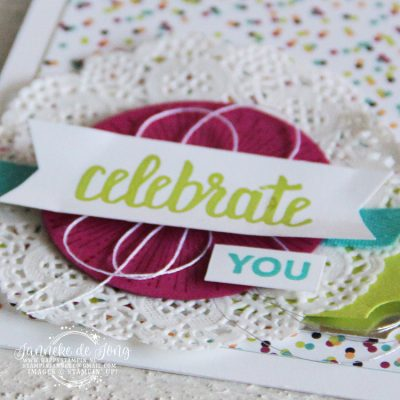 Stampin' Up! – Celebrate You #GDP120