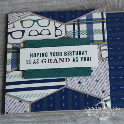 Stampin' Up! – Hoping your Birthday