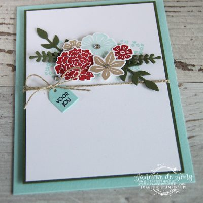 Stampin' Up! – Enjoy the Little Things DT bloghop