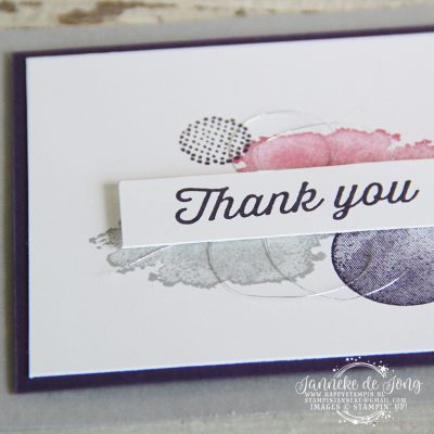 Stampin' Up! – Thank You #GDP127