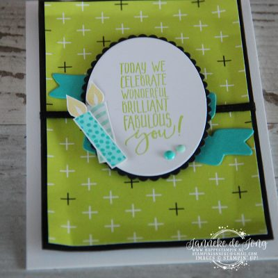 Stampin' Up! – Today we celebrate – GDP126