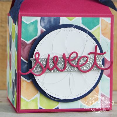 Stampin' Up! – Sweet & Tutorial