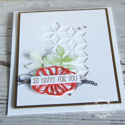 Stampin' Up! – So Happy for You GDP#129