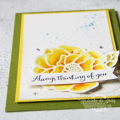Stampin' Up! – Always thinking of You – #GDP132
