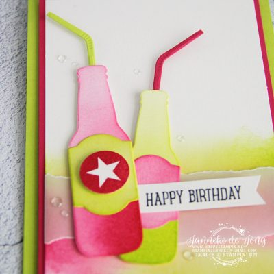 Stampin' Up! – Happy Birthday #GDP135