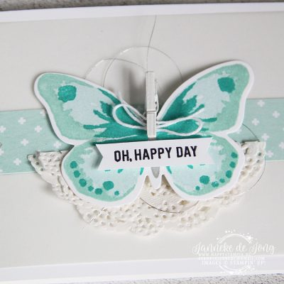 Stampin' Up! – Be Inspired Design Team blog hop