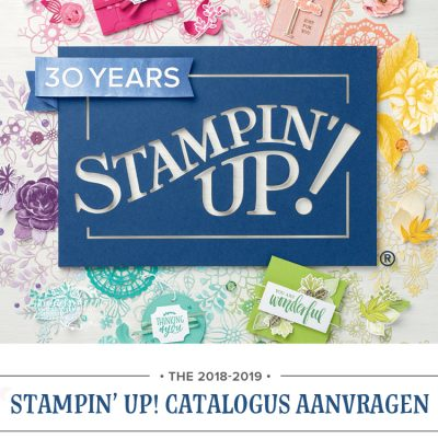 Stampin' Up! – Catalogus aanvragen & Shares ;-)