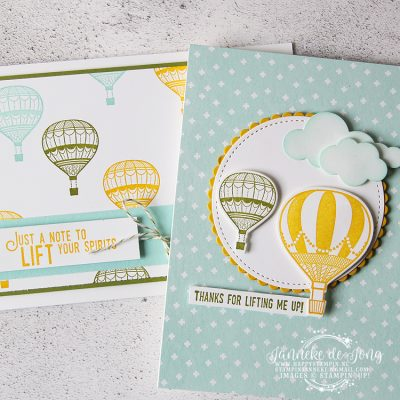 Stampin' Up! – Stamping Sunday Blog Hop