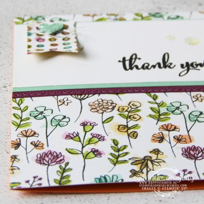 Stampin' Up! – Thank you GDP138