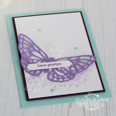 Stampin' Up! – Ink & Inspiration Blog Hop
