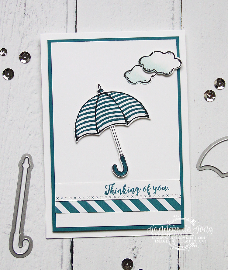 Stampin' Up! - Happy Stampin' - Janneke de Jong - Weather Togehter