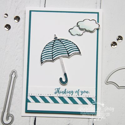 Stampin' Up! – Weather Together – Thinking of you