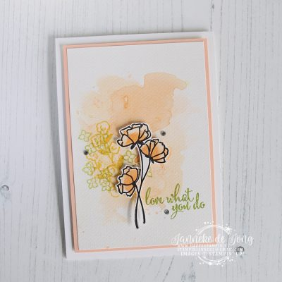 Stampin' Up! – Love what you do