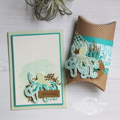 Stampin' Up! – Stamping Sunday blog hop – Sea of Textures