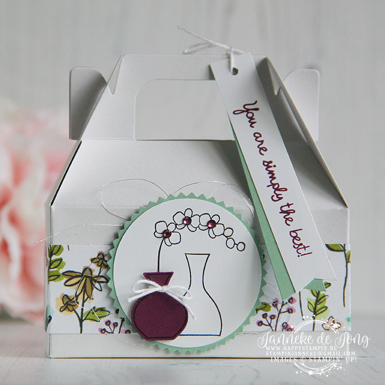 Stampin' Up! - Janneke de Jong - Verkoop en inspiratie Stampin' Up! - Varied Vases