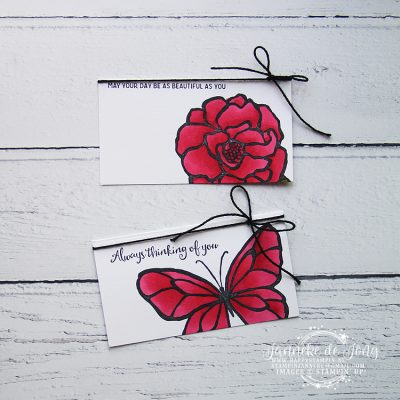 Stampin' Up! – Beautiful Day & Stampin' Blends