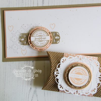 Stampin' Up! – Stitched All Around – Stamping Sunday Blog Hop