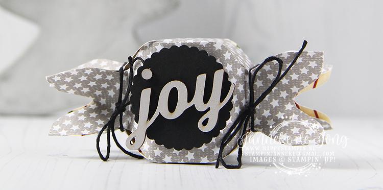 Stampin' Up! - Janneke de Jong - BonBon doosje - Joy - Verkoop en Inspiratie van Stampin' Up!