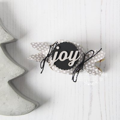 Stampin' Up! – Bonbon doosje – Be Inspired Design Team blog hop