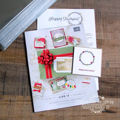 Stampin' Up! – Herfst / Winter catalogus ;)