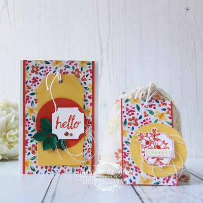 Stampin' Up! - Janneke de Jong - Darling Label - Verkoop en inspiratie van Stampin' Up!