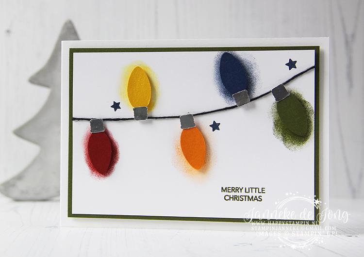 Stampin' Up! - Janneke de Jong - Making Christmas Bright - Verkoop en Inspiratie van Stampin' Up!