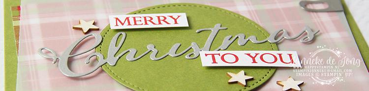 Stampin' Up! - Janneke de Jong - Merry Christmas to All - Verkoop en Inspiratie van Stampin' Up!