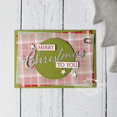 Stampin' Up! – Merry Christmas to all