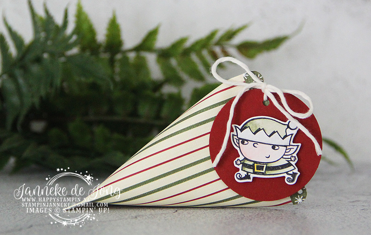 Stampin' Up! - Janneke de Jong - Signs of Santa - Inspiratie en verkoop van Stampin' Up!