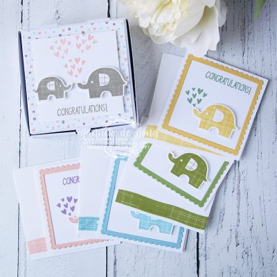 Stampin' Up! – Little Elephant – International Blog highlight