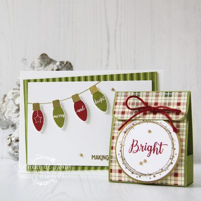 Stampin' Up! – Making Christmas Bright – Stamping Sunday bloghop