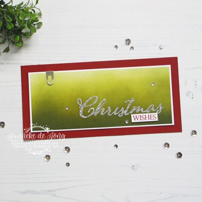 Stampin' Up! – Merry Christmas to all – Christmas Wishes