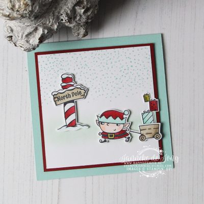 Stampin' Up! – Signs of Santa – North Pole